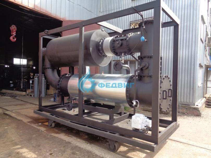 Теплообменник для утилизации выхлопных газов Пластинчатый теплообменник Tranter GCP 016 Ноябрьск